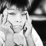 Portraitfotografie in Fotogalerie: Kategorie Kinderfotografie, fotografie von E.Schmidova. Foto number 17